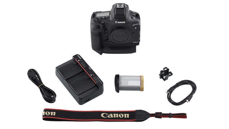 Canon EOS-1D X Mark III (International Model)