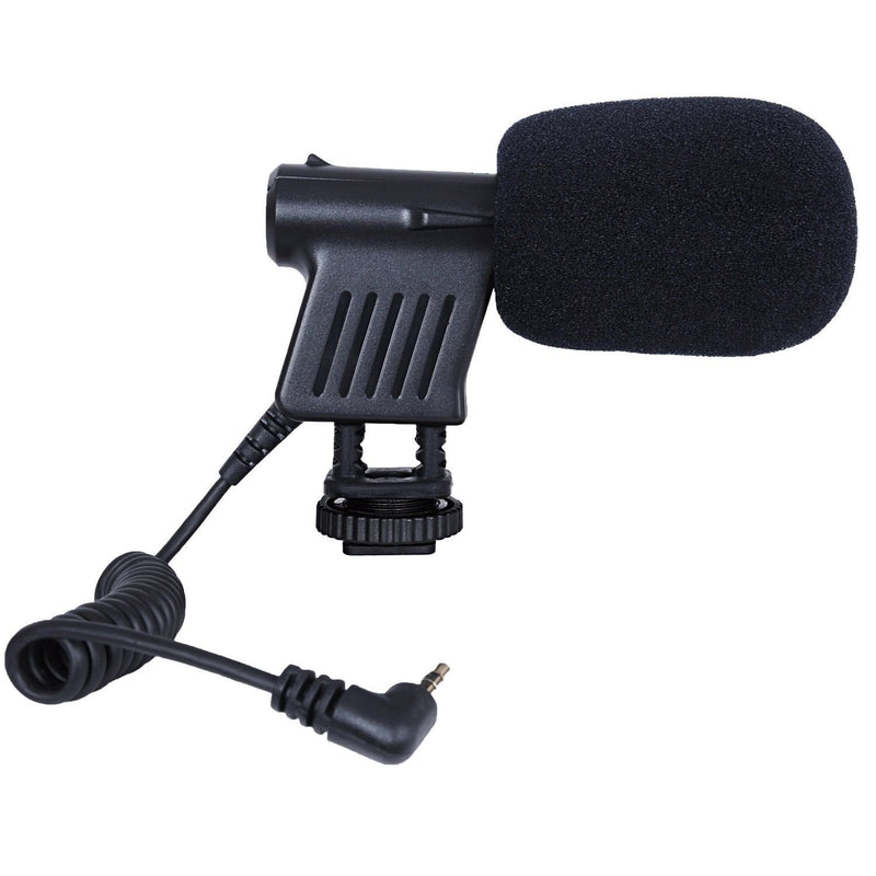 Bower MIC150 Electret Condenser Microphone (Black)