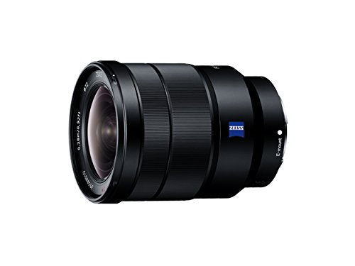 Sony SEL1635Z Vario-Tessar T FE 16-35mm F4 ZA OSS Interchangeable Full Frame E-mount Lens - International Version (No Wa