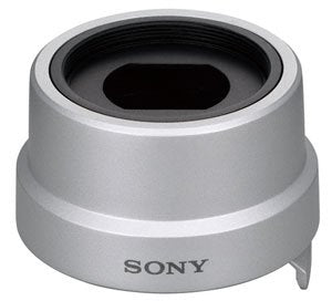 Sony VAD-WD Lens and Filter Adaptor for the Sony W Series Digital Cameras