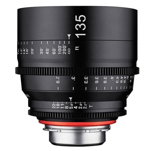 Rokinon Xeen 135mm T2.2 Professional Cine Lens for Sony E Mount - Sony FE