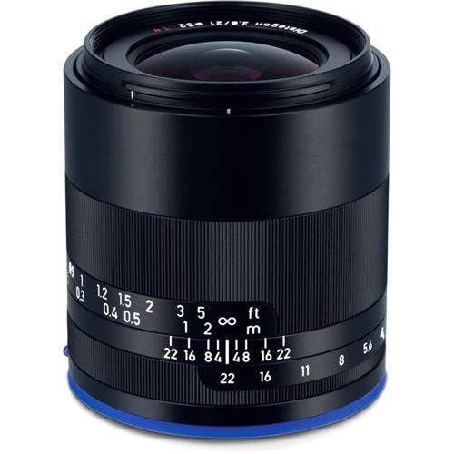 Zeiss Loxia 2.8/21 Super-Wide Angle Lens for Compact E-Mount Full Frame Cameras