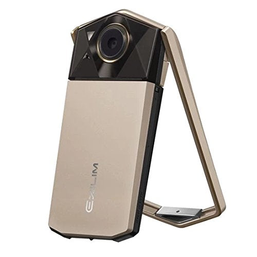 Casio Exilim EX-TR70 Selfie Digital Camera - Gold