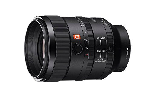 Sony replacement lens FE 100mm F2.8 STF GM OSS [Sony E mount]--JAPAN IMPORT (International Model)