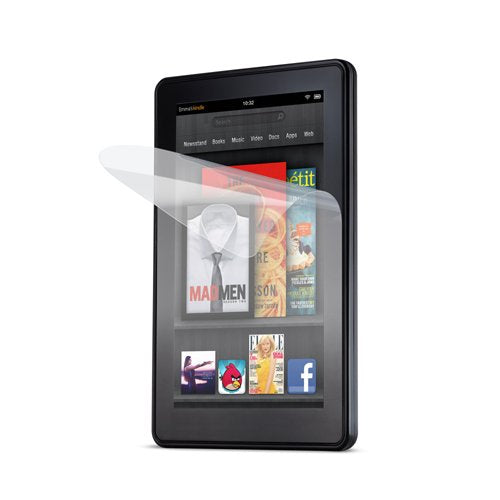 ILUV IAK1601 KINDLE(R) FIRE GLARE-FREE PROTECTIVE FILM KIT