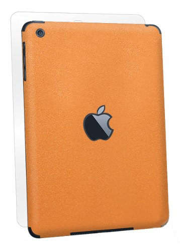 BodyGuardz Armor Rindz Full Body Stylish Protection Film for Apple iPad mini - Tangerine Slice (BZ-AROIM-0912)