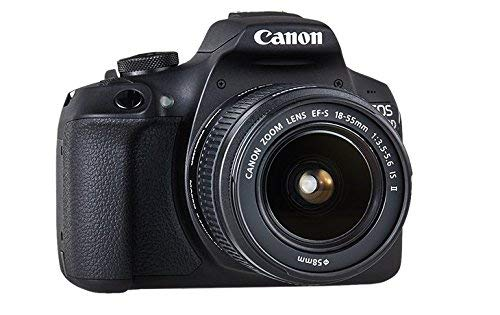 Canon EOS 2000D DSLR Camera w/EF-S 18-55mm f/3.5-5.6 IS II Lens