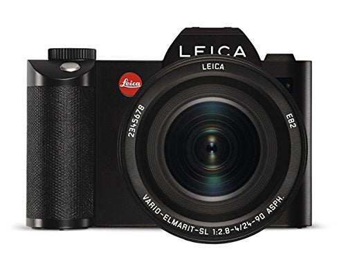 Leica SL (Typ 601) Mirrorless Digital Camera with Vario-Elmarit-SL 24-90mm f/2.8-4 ASPH. Lens (International Model) No W