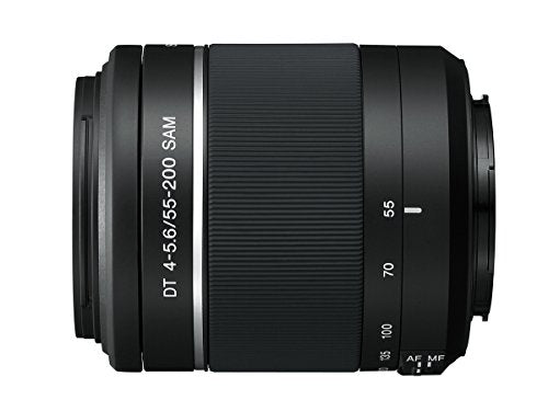 Sony SAL 55-200mm f/4.0-5.6 DT SAM Lens