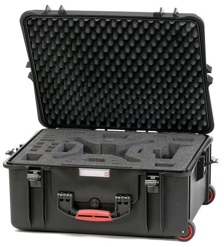 HPRCHPRC2700WPHA 2700 Series Wheeled Hard Case with Foam for DJI Phantom and Accessories