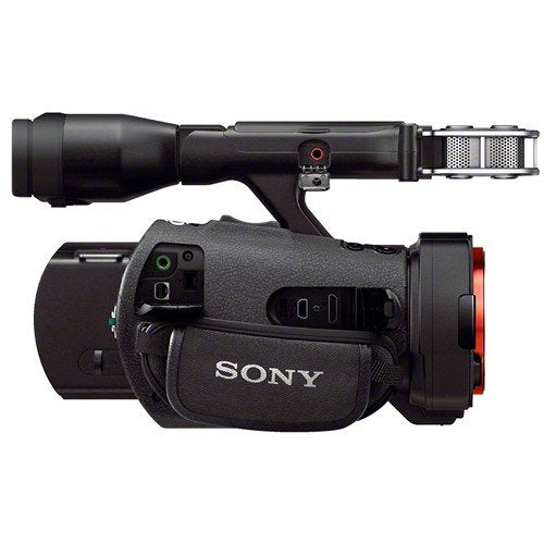 Sony NEX-VG900E Full-Frame Interchangeable Lens Camcorder (PAL)