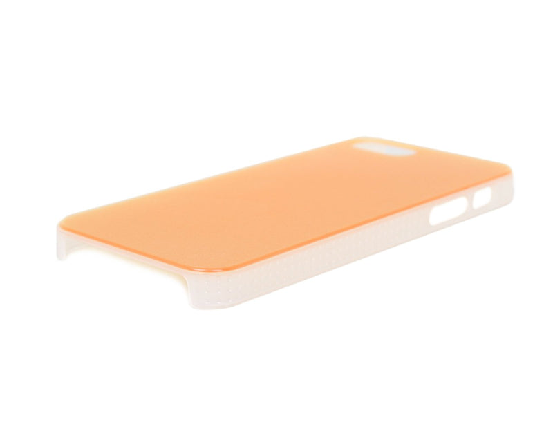 The Joy Factory Tutti Ultra-Slim Hardshell Case for iPhone5/5S, CSD107 (Yellow/White)