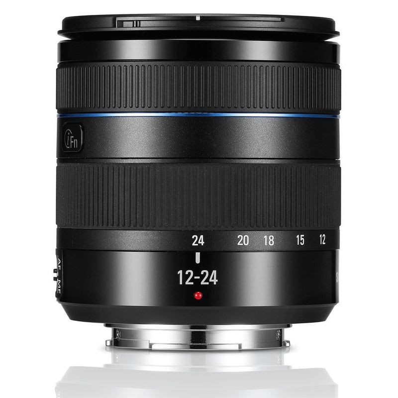 Samsung NX 12-24mm f/4.0-5.6  Camera Lens  (Black)