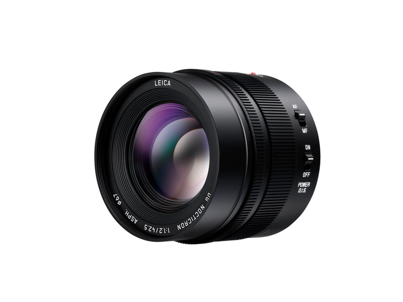 Panasonic H-NS043E Leica DG NOCTICRON 42.5mm F1.2 ASPH. Lens - International Version (No Warranty)