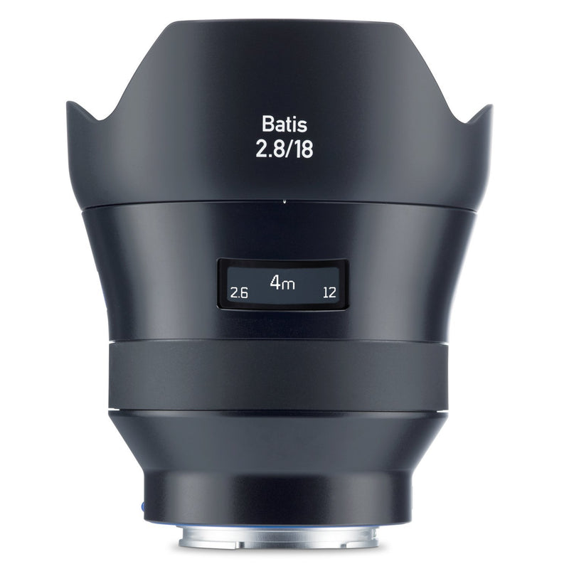 Zeiss Batis 2.8/18 Wide-Angle Lens for E-Mount