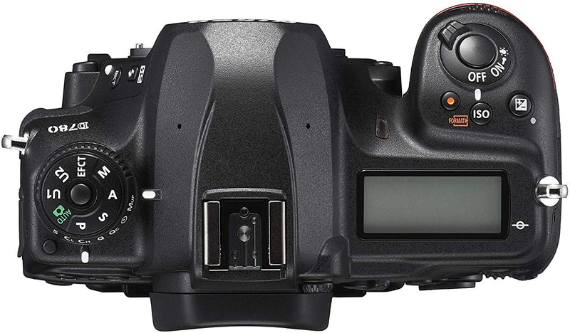 Nikon D780 DSLR Camera 1618 (Body Only) (International Model)