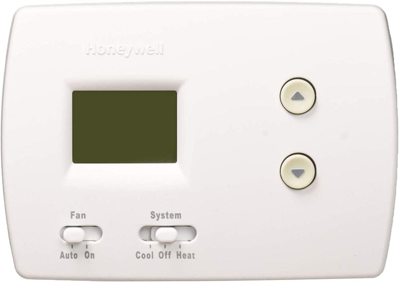 Honeywell TH3110D1008 Pro Non-Programmable Digital Thermostat White