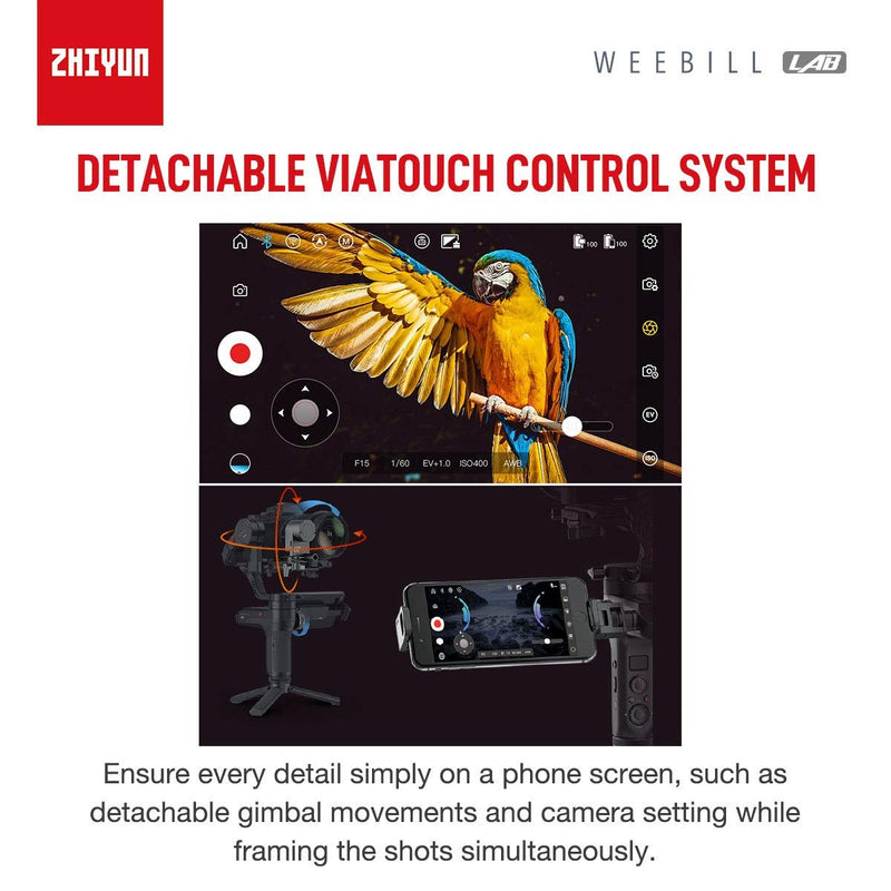 Zhiyun-Tech WEEBILL LAB Master Package