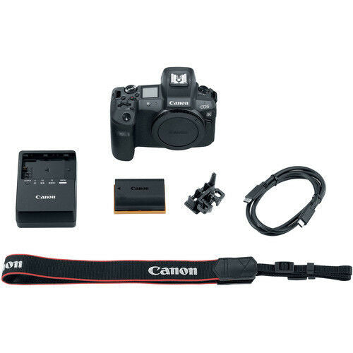 Canon EOS R Mirrorless Digital Camera (Body Only) (International Model)