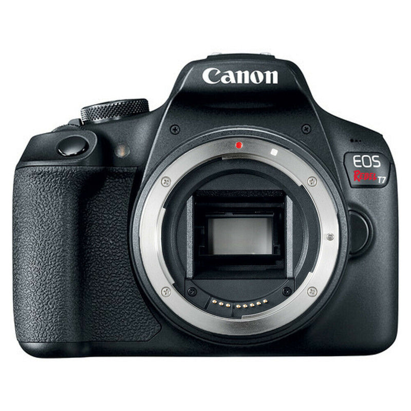 Canon EOS Rebel T7 Digital SLR Camera Body Only (Kit Box)