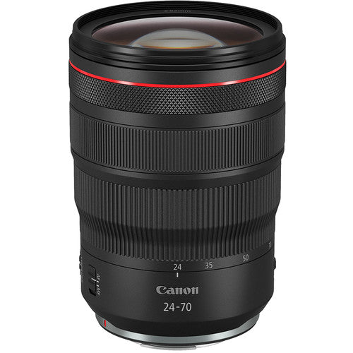 Canon RF 24-70mm f/2.8L IS USM Lens (International Model)
