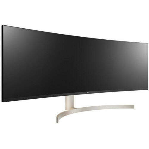"LG 49WL95C-W 49"" 32:9 Curved UltraWide HDR IPS Monitor"