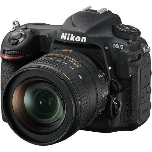 Nikon D500 Digital SLR Camera with 16-80mm Lens