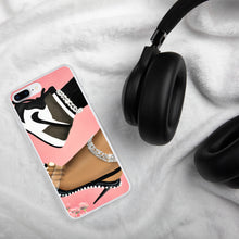 Load image into Gallery viewer, She Can Do Both MOCHA iPhone Case
