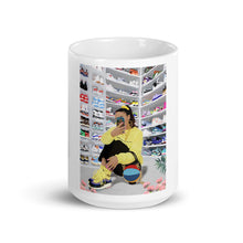 "Load image into Gallery viewer, HYPEBEAST Mug ""Inspired by @sallyssneakers"""
