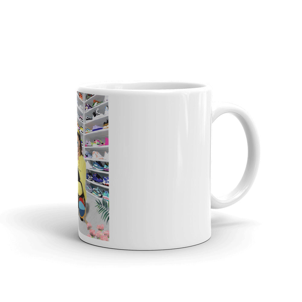"HYPEBEAST Mug ""Inspired by @sallyssneakers"""