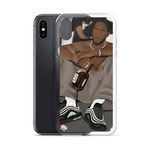 DON'T@ ME iPhone Case