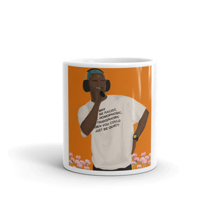 A Message From Frank Mug