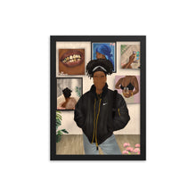 Load image into Gallery viewer, Art Gallery Framed poster