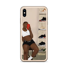 Load image into Gallery viewer, Sneaker Head iPhone Case