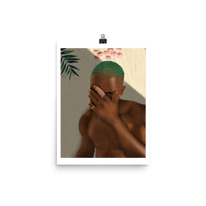 BLONDED Poster
