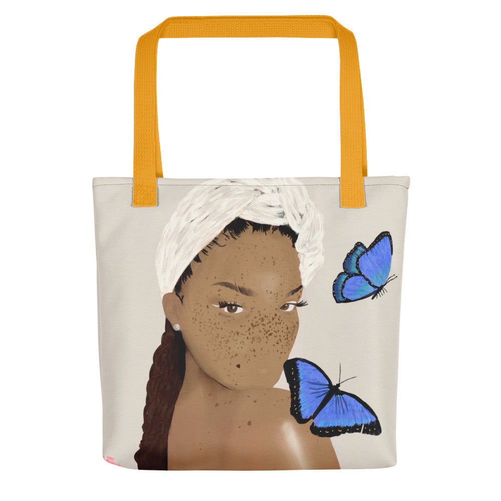 Save The Butterflies Tote bag
