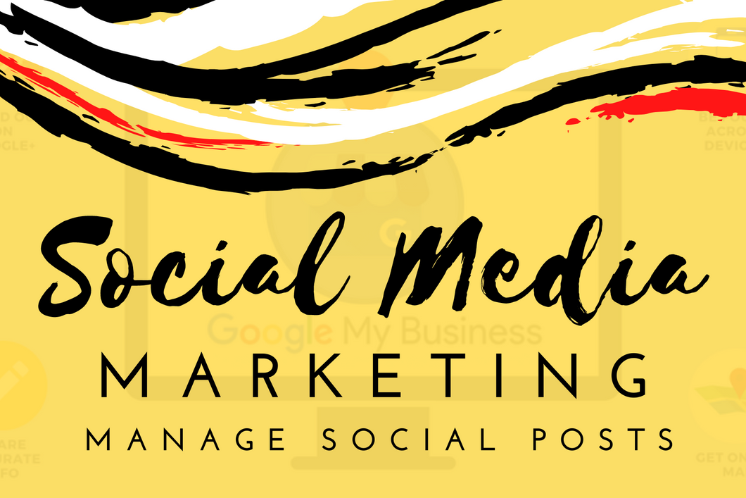 Social Media Marketing: Manage Posts