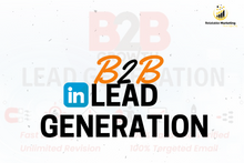 Load image into Gallery viewer, B2B Linkedin Lead Generation