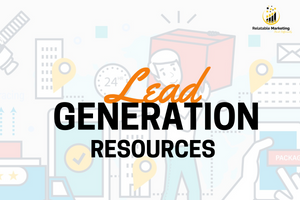 Lead Generation - Additional Resources