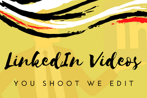 Individual: Edit your Linkedin Videos
