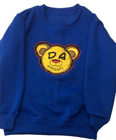 DA Bear Collection Sweater