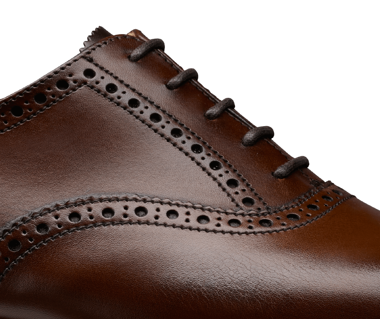Westfield Dark Brown Burnished Calf