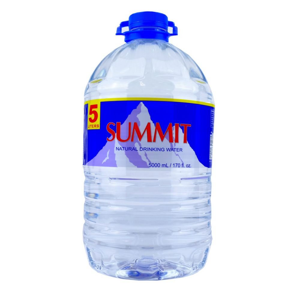 Summit Natural Drinking Water 5L