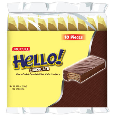 Jack N Jill Hello Chocolate 15 gx10S