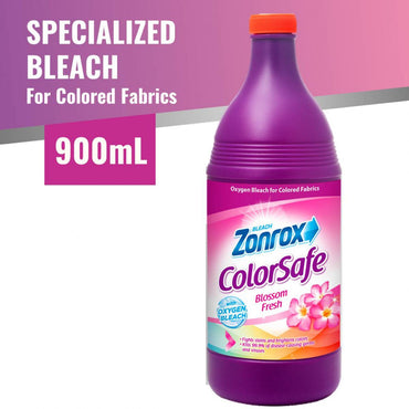 Zonrox Color Safe Blossom Fresh With Oxygen Bleach 900 mL