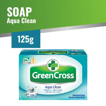 Green Cross Soap Aqua Clean 125 g