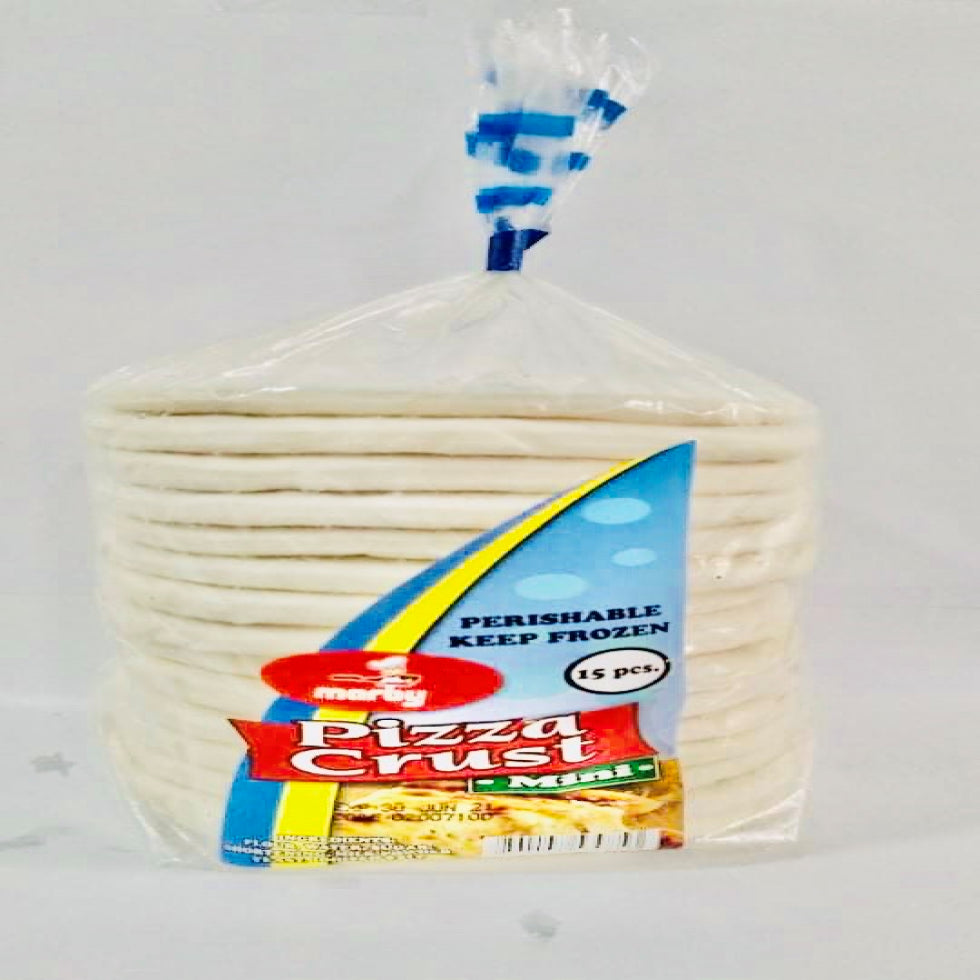 Marby Pizza Crust Mini 15pcs