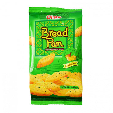 Oishi Bread Pan Cheese & Onio Flavor 42 g
