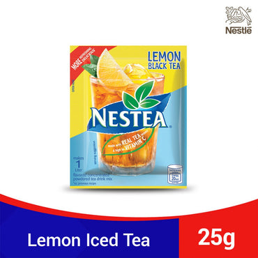 Nestle Nestea Iced Tea Lemon Blend 25G