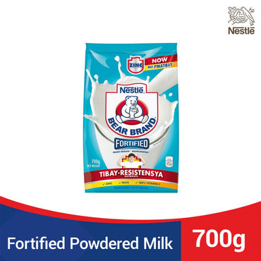 Bear Brand Fortified Milk Drink with Iron 700G
